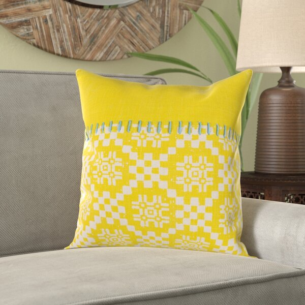 Mayson 100% Cotton Pillow Cover by World Menagerie